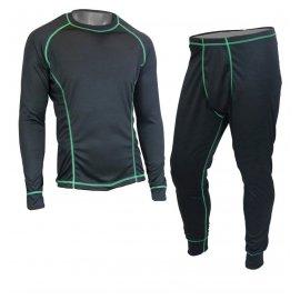 Термобелье KriOn Dynamic Poly-Jersey-Knit черный ТБ-005