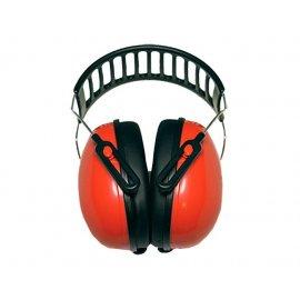 Наушники Arton, метал-ое изголовье красные 23 дБ 2110