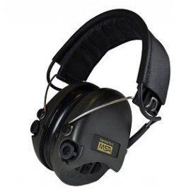 Наушники актив.MSA Supreme Pro-X SNR25dB черн/кожа SOR75302-X/L-02