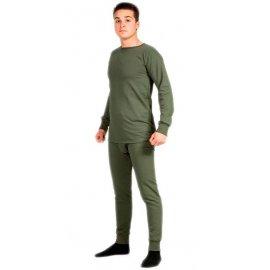 Комплект белье трик. мужское(кальсоны+фуфайка) БЕЛ661