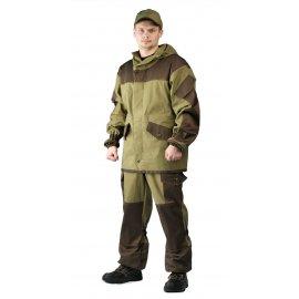 "костюм ""Горка 3-ТИР"" палатка  хаки КОС288-2701"