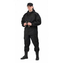 """костюм """"Горка 3"""" палатка черный КОС288-280"""
