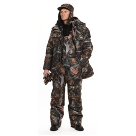 костюм NodwigBuran зима серый каштан КОС241Н-К085а