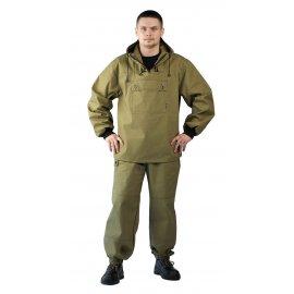 костюм противоэнц.ТИР палатка хлопок солома КОС259-089
