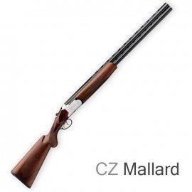 CZ MALLARD 12*76 ружье двухств.