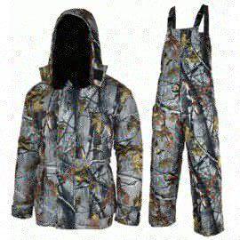 костюм Буран-М алова мембр.серый лес