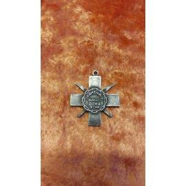 Крест за храбрость Вольного дона, белая гвард №296