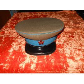 №435 Фуражка (копия) офицерская, обслуживание лет. 435