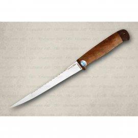 БЕЛУГА нож дерево
