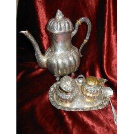 Набор MANDARBEIT(чайник,сахар.,молоч.,лож.,раз.) 269