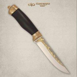 РОСОМАХА нож подарочный литье