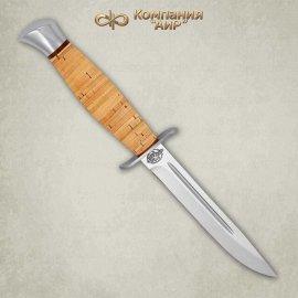ФИНКА-2 нож  турист.береста