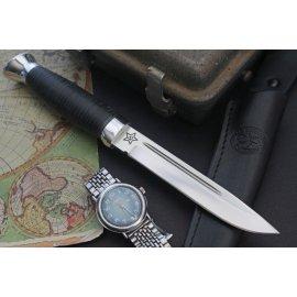 ФИНКА-3 нож раздел. кожа