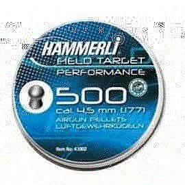 4,5 Umarex Hammerli FT Perfomans (500шт)