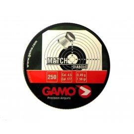 4,5 GAMO Match  250 шт