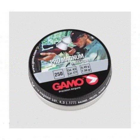 4,5 Gamo Pro Maqnum  250шт