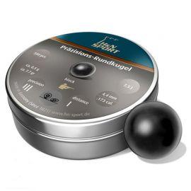 4,5 H&N Round Kugln 4.45 vv 7.33 гран  (500шт)