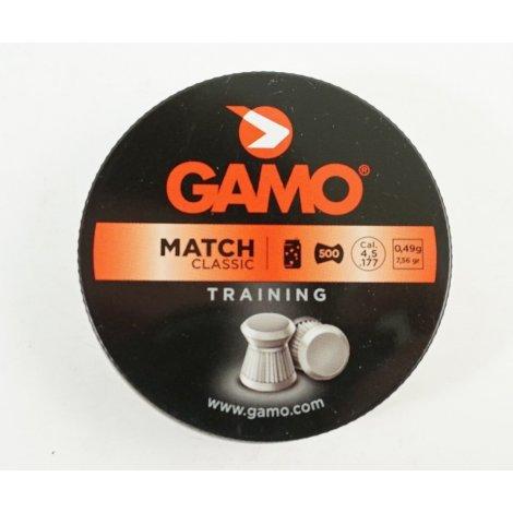 Пуля GAMO Match к4,5  500 шт