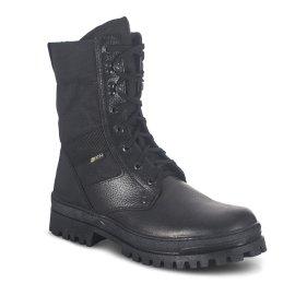 Ботинки Охрана облегченные черные 508