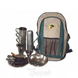 Сумка-рюкзак 555 на 4 персоны с термосом (Р4Т), шт