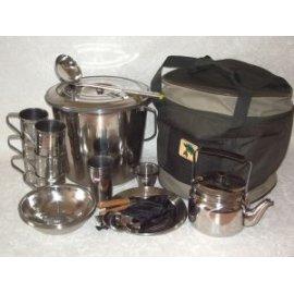 Сумка 555 на 6 персон с чайником Отдых (С6/12), шт