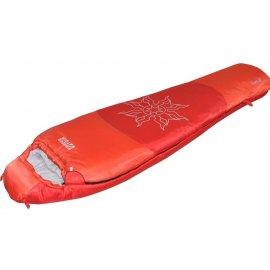 Спальный мешок Ямал -30 XL V2 правый, красный Nova