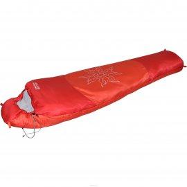 Спальный мешок Ямал -30 XL V2 левый, красный Nova