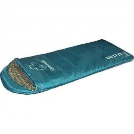 Спальный мешок Туам левый Зеленый Greenell