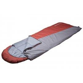 спальный мешок с кап. АЛЯСКА duspo цв.Сер/Тер-25*С