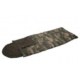 спальный мешок-одеяло АЛЯСКА тк.оксф. цв.КМФ -25*С
