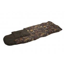 спальный мешок-одеяло АЛЯСКА тк.оксф. цв.Лес -15*С