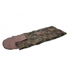 спальный мешок-одеяло АЛЯСКА тк.таф. цв.Лес -10*С