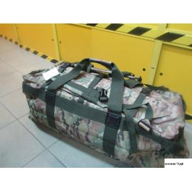 Сумка-рюкзак (rep-193wood) 75л, PL woodland