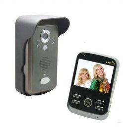 Видеодомофон беспроводной KIVOS KDB300