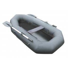 """Лодка ПВХ """"""""Компакт-200"""""""" гребная (С-Пб) цвет серый"""""""