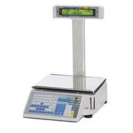 Весы с термопринтером DIGI SM-300P III 6/15 кг