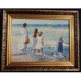 """Картина """"Морской пейзаж""""-1 331"""