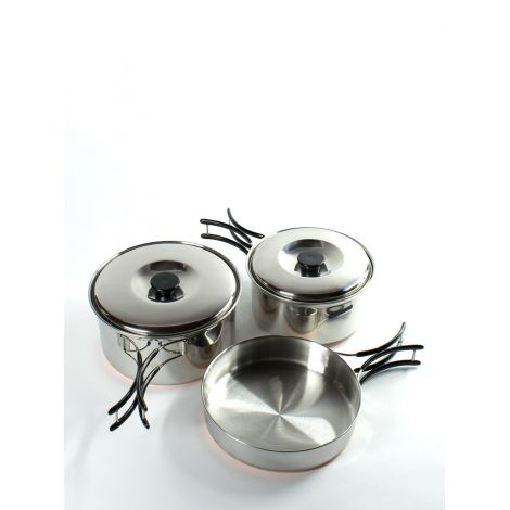 Комплект посуды RockLand C758-2 2014