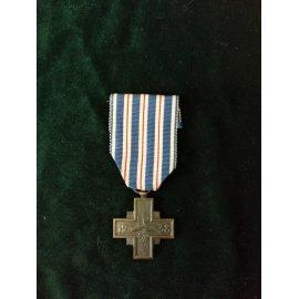 Польский крест Армия Родова, серебро, За верную службу №445