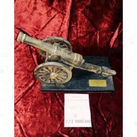 Пушка сигнальная 1864г Америка 57