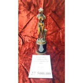 Статуэтка богини Венеры (без рук) бронза 13