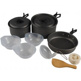 Набор посуды CAMPSOR-422, шт