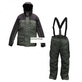 Костюм зимний Курай длинная куртка 54/176 Helios