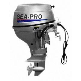 лодочный мотор SEA-PRO F15S&E 15л.с. сис.зап.элек