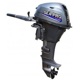 лодочный мотор SEA-PRO F20S&E 20л.с. сис.зап.элек