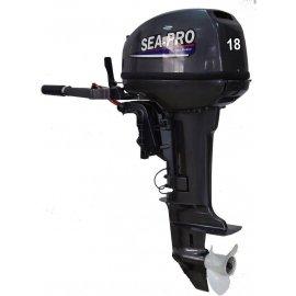 лодочный мотор SEA-PRO T 18S   мощ.18л.с.