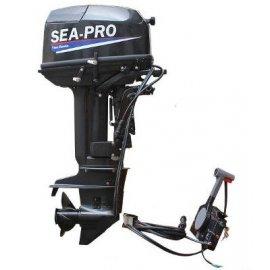 лодочный мотор SEA-PRO T 25S&E 25л.с. сис.зап.элек