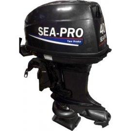 лодочный мотор SEA-PRO T 40JS водомет мощ.40л.с.