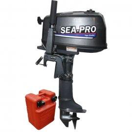 лодочный мотор SEA-PRO Т 5S   мощ.5л.с.