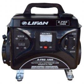 электростанция LIFAN S-PRO SP1000 Мощ0,83 кВт 220В